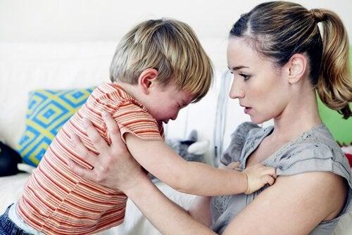 Cómo negociar con tus hijos según su edad