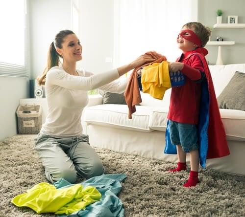 ¿Cómo enseñar a un niño a no ser irresponsable?