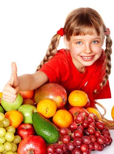 Combate la anemia ferropénica infantil con 4 frutas tropicales
