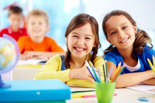 9 Características de los niños superdotados