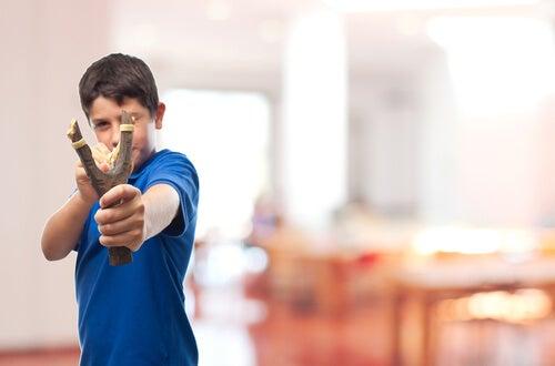 Rebeldía infantil: causas y soluciones