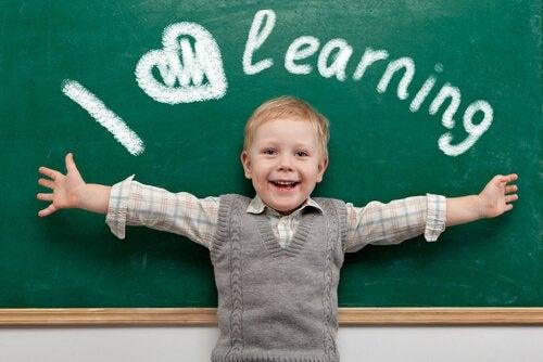 Alimenta su deseo por aprender