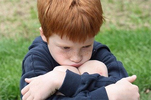 Los niños muchas veces tienen episodios de rabietas de forma involuntaria