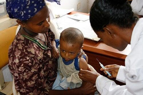 Preguntas y respuestas sobre la vacunación infantil