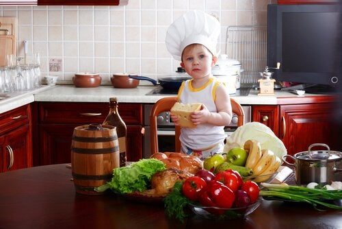 10 Consejos para prevenir la obesidad infantil