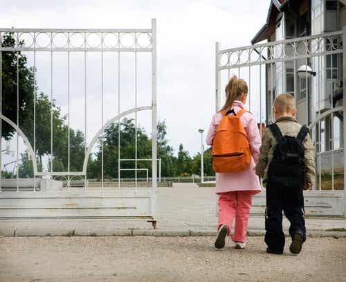 8 errores de los padres en los primeros días de colegio