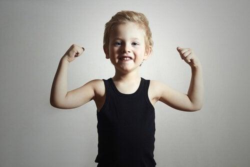 4 reglas de oro para educar a nuestros hijos con fortaleza
