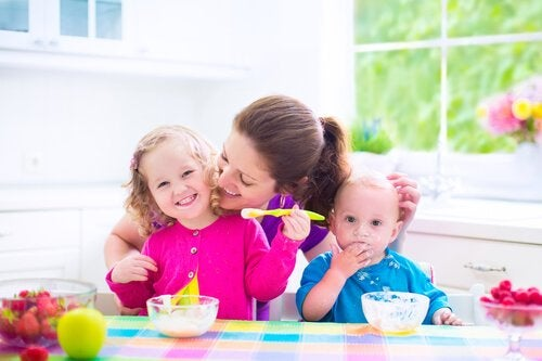 Consejos para motivar a tu hijo a la hora de comer