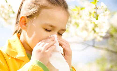 10 consejos para limpiar y prevenir la alergia infantil