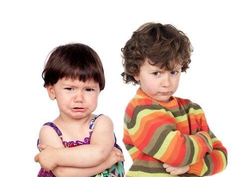 Aspectos positivos de las rabietas en los niños