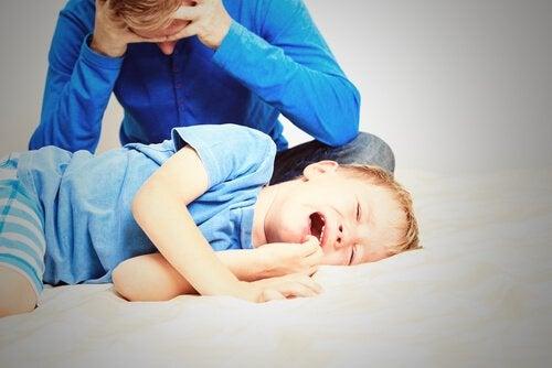 ¿Qué actitud adoptar cuando tu hijo no está de acuerdo contigo?