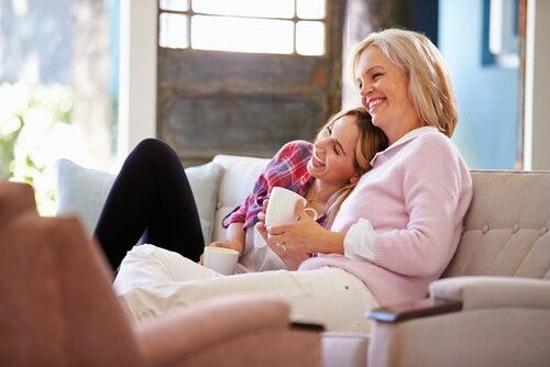 El contacto físico aporta salud y bienestar emocional