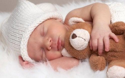 ¡El día en que nació nuestro hijo!