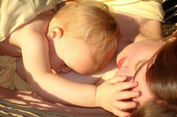 Una madre ama sin limitaciones