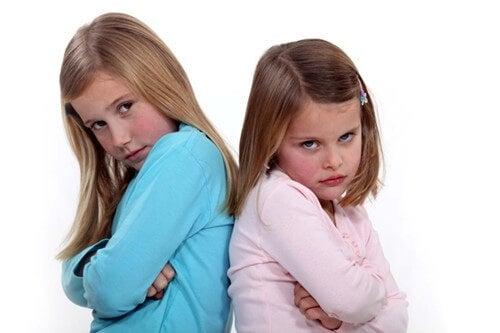 Comparar a unos niños con otros ¿Por qué evitarlo?