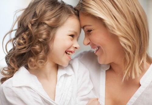 El respeto entre madre e hijo