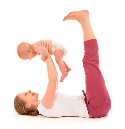 Para adelgazar en el embarazo