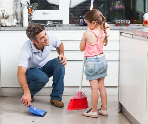 5 cosas que enseñan a tus hijos a ser buenos padres