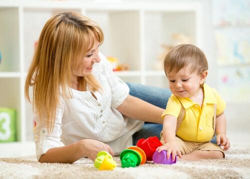 El tiempo de juego para un niño es una necesidad.