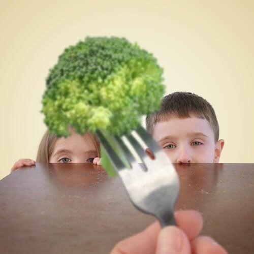 Brócoli: cómo presentarlo a tus hijos