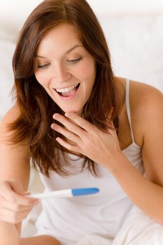 5 métodos naturales para ayudarte a quedar embarazada