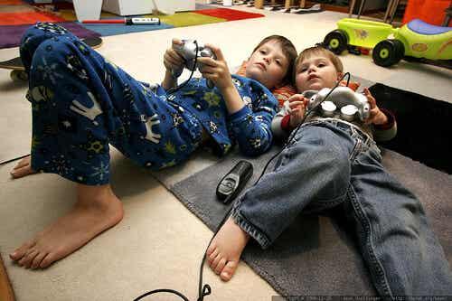 A qué edad pueden jugar videojuegos