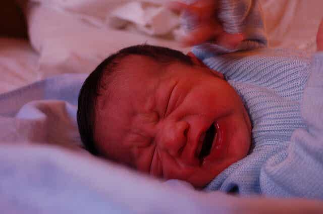 5 trucos para calmar el llanto de tu bebé