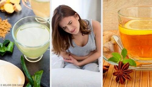 7 remedios caseros para el dolor abdominal