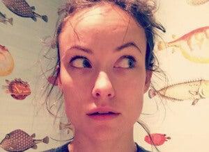 Este selfie de Olivia Wilde demuestra lo difícil que es ser mamá