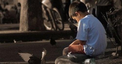 El luto en los niños. ¿Cómo actuar ante la muerte?