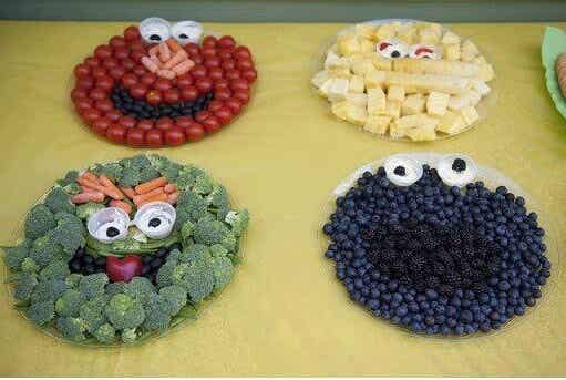 Recetas divertidas para que tu hijo coma verduras