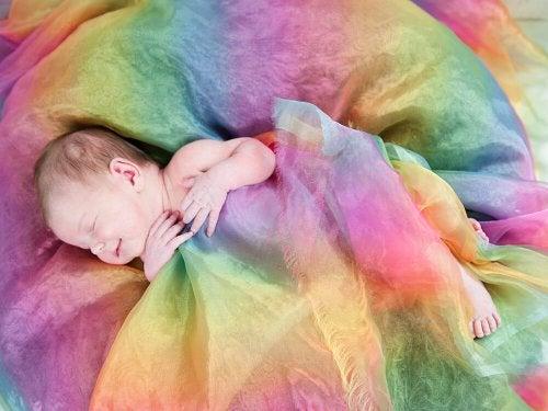 Una maternidad diferente: mi bebé estrella y mi bebé arcoiris