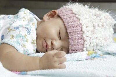 Hábitos de sueño saludables: de 0 a 3 meses