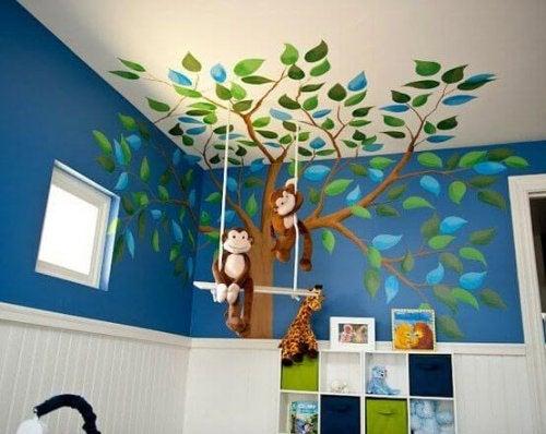 13 trucos para personalizar el cuarto de tus hijos