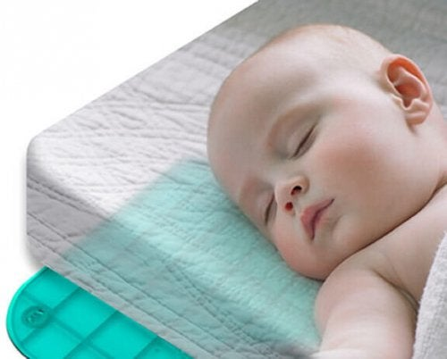 cómo debe dormir un bebé (1)