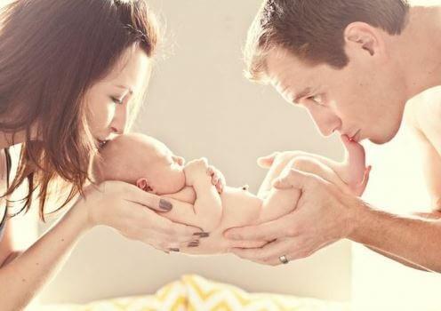 Cuidar al bebé es cosa de dos