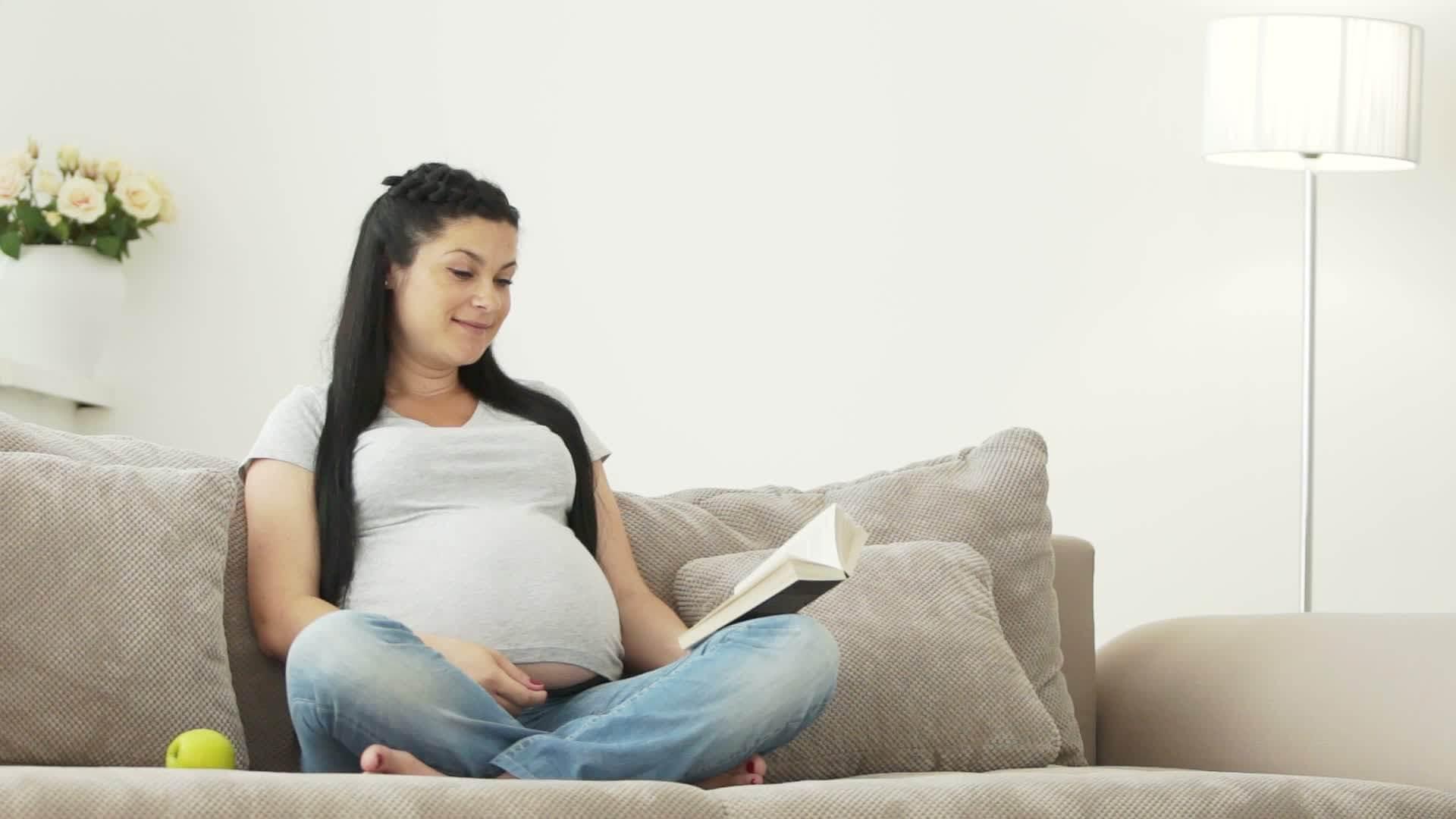 La importancia de la relajación en el embarazo