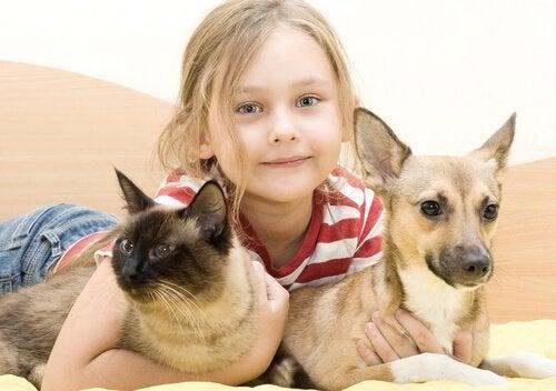 Si a mi hijo le muerde un perro, es probable que desarrolle mucho miedo hacia ellos.