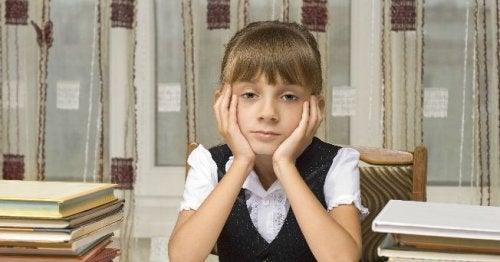 Fatiga escolar, ¿qué puedes hacer por tu hijo?