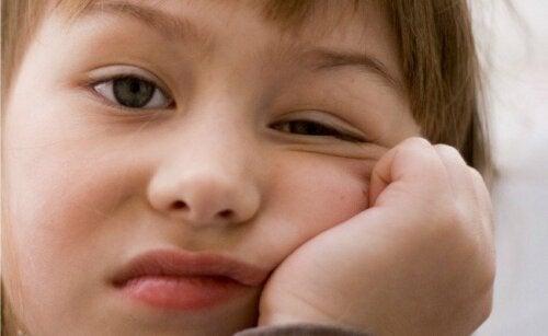Nene superdotado y aburrido