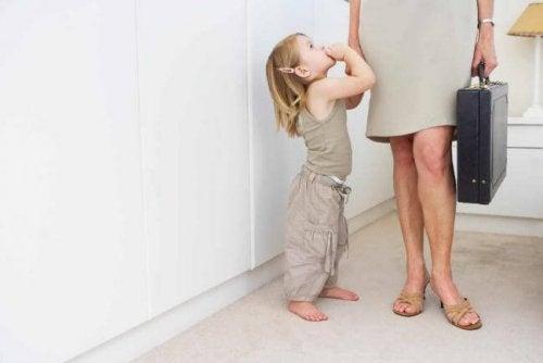Somos madres y trabajamos, somos luchadoras y salimos adelante