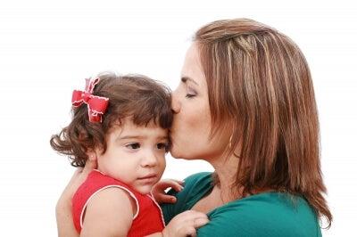 seja carinhoso com seus filhos para ser recompensado