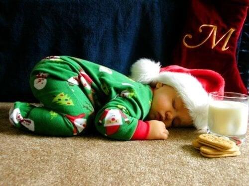 fotografía navideña