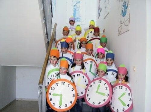 Enseña a tu hijo a aprovechar el tiempo