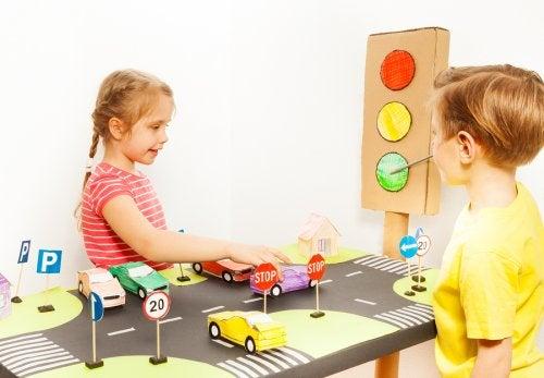 La importancia de la educación vial para niños.