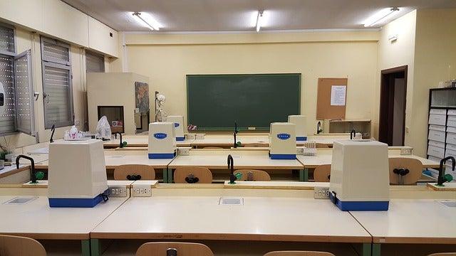 El cambio del colegio al instituto