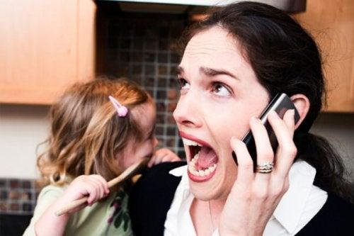 Cómo evitar tensiones tras una larga convivencia con niños