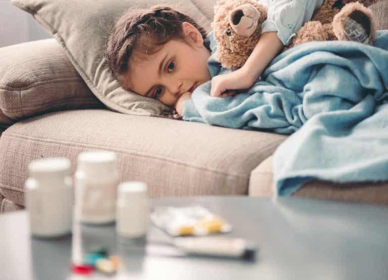 Mitos y realidades acerca de la gripe infantil