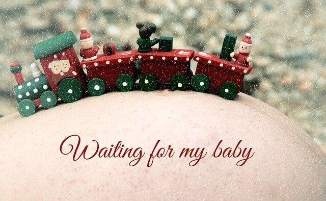 Embarazada en navidad, ¡evita los excesos!