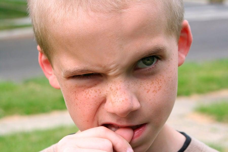 Comerse las uñas: remedios caseros para ayudar a tu hijo